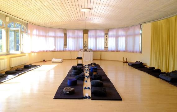 Kientalerhof Newsletter Dojo Meditation Retreat