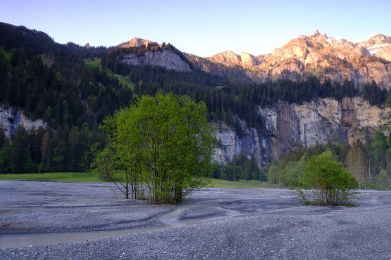 Kientalerhof Newsletter Landschaft