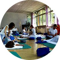 Shiatsu Ausbildungsgruppe