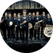 Musikgruppe Traktorkestar