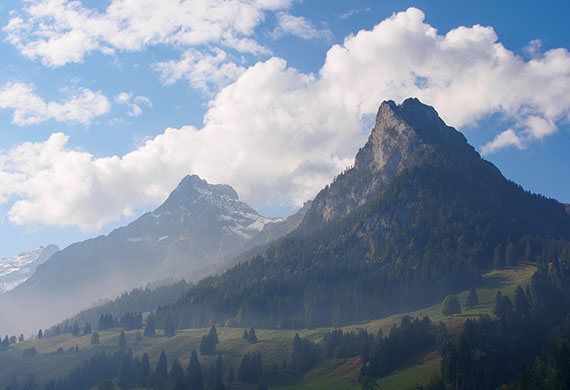 Kientalerhof Newsletter Berge