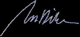 Unterschrift Mario Binetti