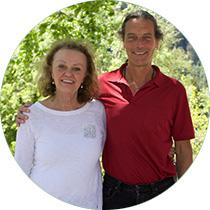 Eli Fuchs und Manfred Hendrich