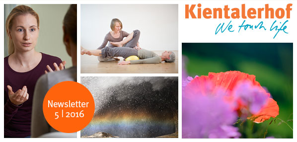 Kientalerhof Newsletter Header