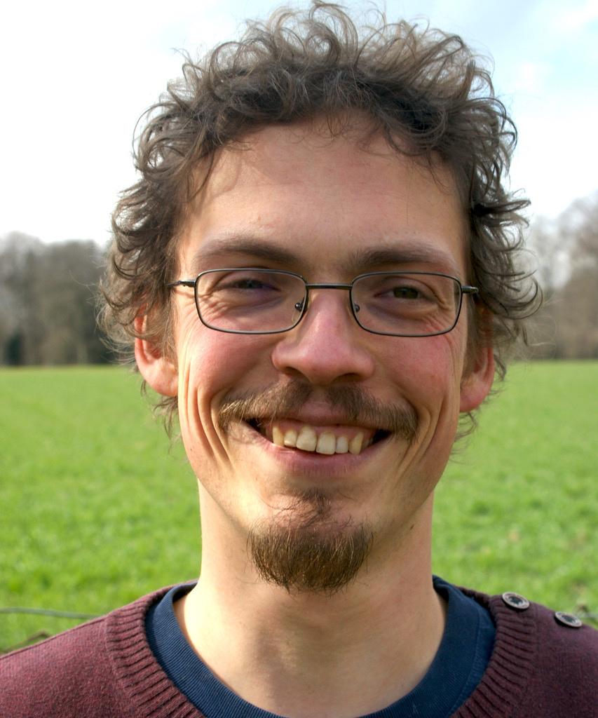 Portrait Daniel Haas
