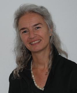 Portrait Silvia Siegenthaler